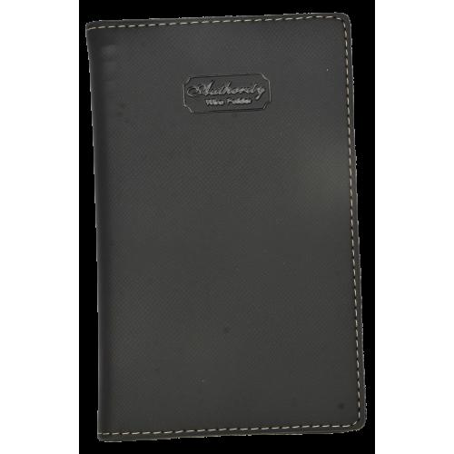 SLIM AUTHORITY HAND BOOK FLX - WIRO FOLDER