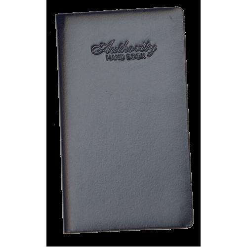 SLIM AUTHORITY HAND BOOK FLX
